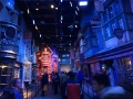 Diagon Alley by night