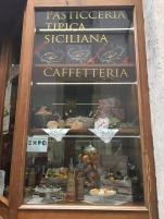 Pasticceria tipica siciliana